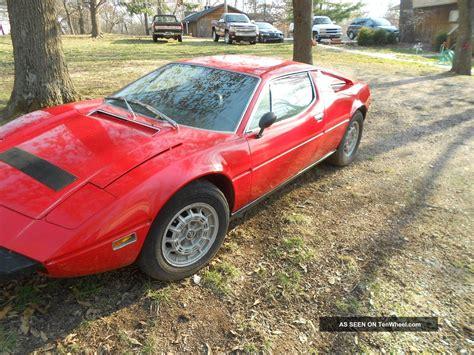 1975 maserati merak 1975 maserati merak base coupe 2 door 3 0l