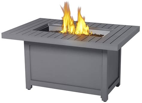 Napoleon Hampton Patio Flame Rectangular Fire Table