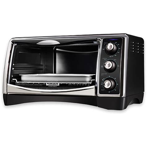 oven toaster black and decker convection countertop
