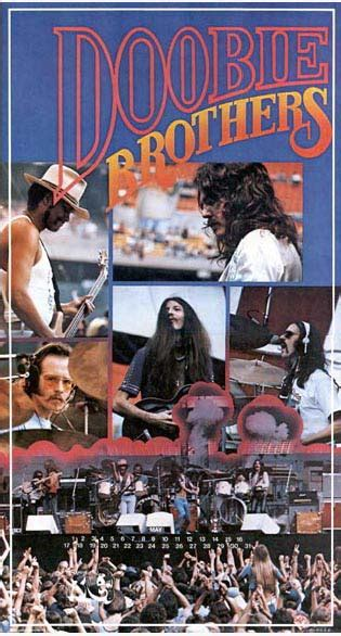 rock calendar