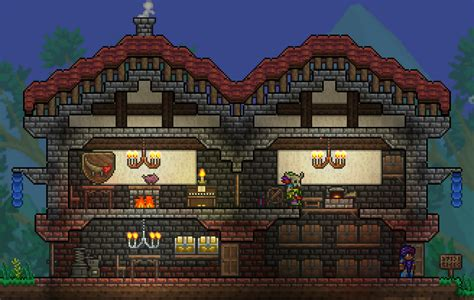 House Design Blueprints by Pc My New Terraria 1 3 World Terraria Community Forums