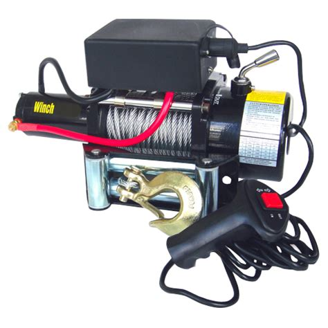 boat electric winch 12v winches electric cable winch 12 volt truck boat fairlead