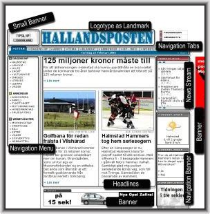 make newspaper layout online online newspaper design 2 use the broadsheet metaphor