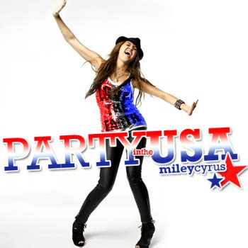 miley cyrus party in the usa mp3 miley cyrus party in the usa lyrics recreation and