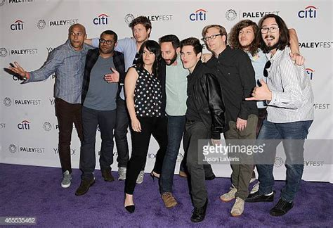 nick kroll workaholics kyle newacheck stock photos and pictures getty images