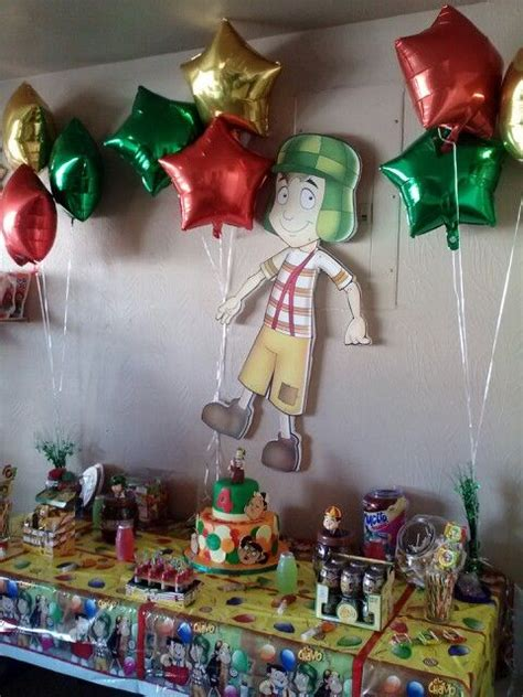 chavo del 8 party chavo party theme el chavo del 8 party pinterest