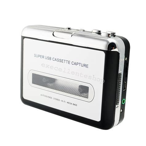 cassette to cd converter usa stock usb cassette to mp3 ipod cd converter
