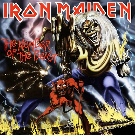 the number of the beast iron maiden senscritique