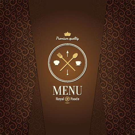 design menu cafe vector coffee shop and restaurant menu vectors
