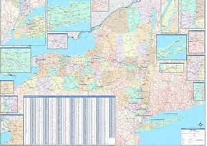 Ny Zip Code Map by New York State Map Zip Codes