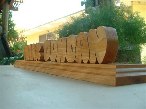 high school woodshop  project  mark duncan