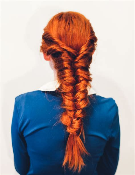 easy hairstyles with box fishtales no fuss faux fishtail tutorial a beautiful mess