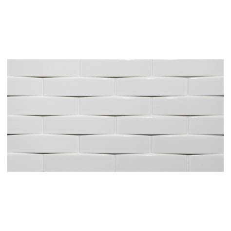 dimensional tile dimensional mosaic tile ceramics undulation mosaic white