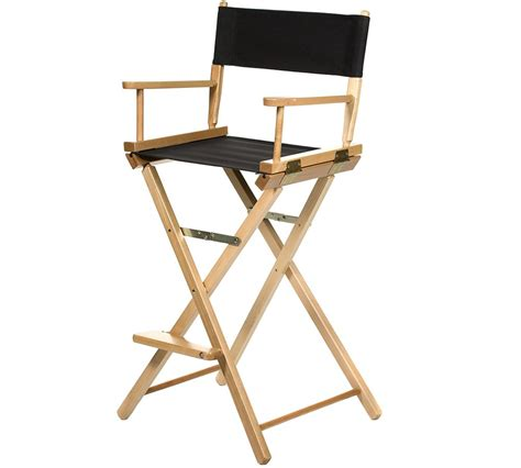 Directors Chair Bar Height by Bar Height Director S Chair Infinity Exhibits