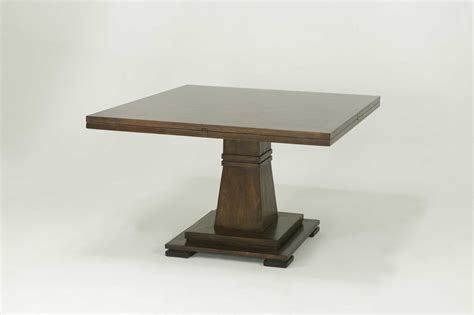 square pedestal dining table square pedestal dining table is versatile furnishings