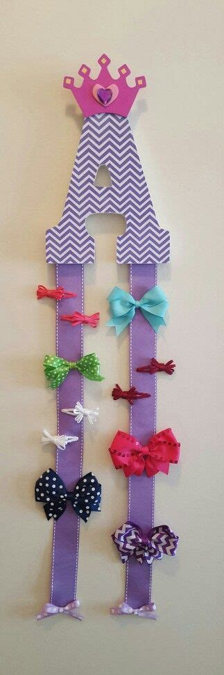 10 best ideas about hair bow holders on hair bow hanger bow hanger and baby stuff