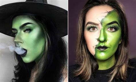 witch makeup ideas  halloween page