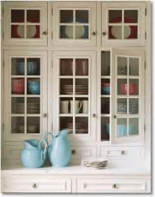 Glass Door Kitchen Cabinets Glass Doors On Cabinets Are They For You