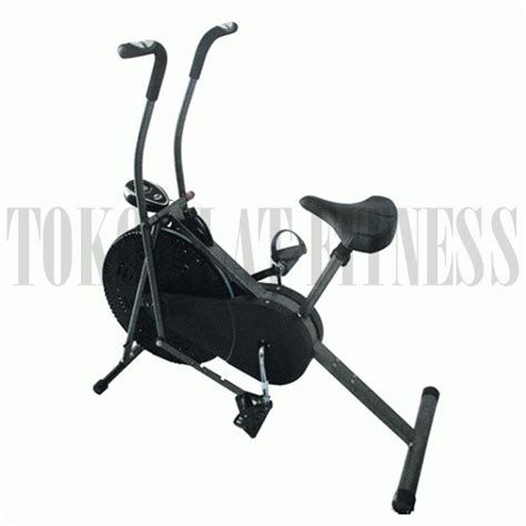Sepeda Fitness Air Bike Tl 8202 Murah total fitness air bike wind bike tl 8203 toko alat fitness