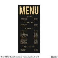 blue lotus health and wellness price list menu massage