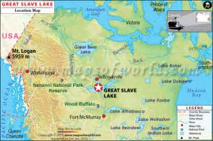 great lake travel information map location facts