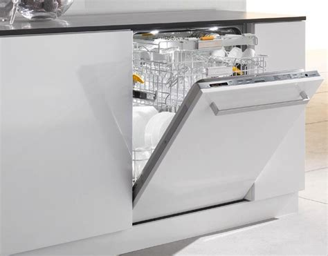 Chicago Faucets Kitchen speed cleaning a fast new dishwasher from miele remodelista
