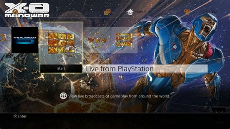 ps4 themes psx extreme the powell group creates sony playstation 174 4 themes for