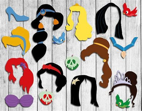 printable photo booth props disney 519 best images about hobby silhouette on pinterest