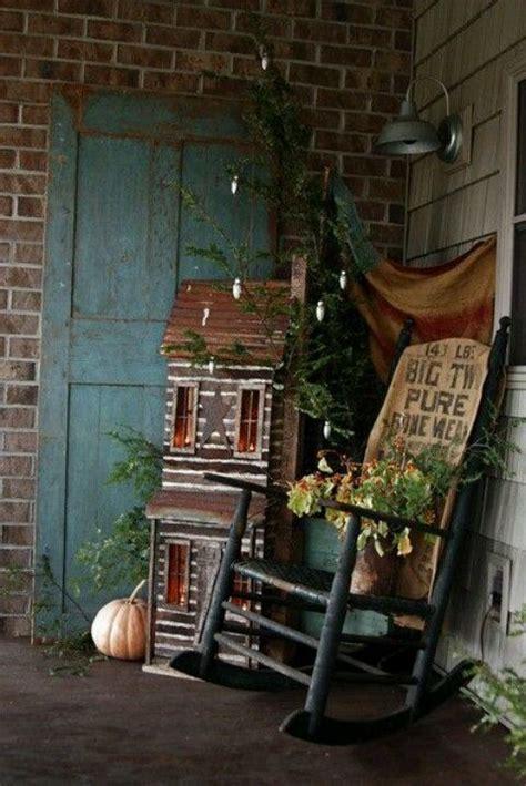 log cabin porch dreams decor pinterest primitive love the salt box house front porch