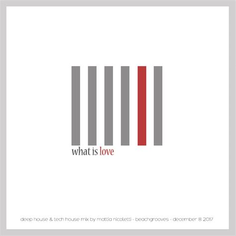 what is deep house what is love deep house and tech house mix by mattia nicoletti beachgrooves