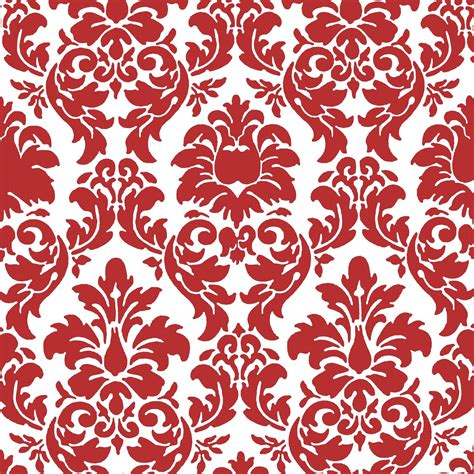 Damask Craft Paper - doodlecraft in july freebies