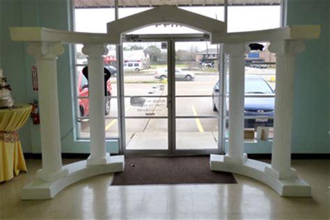 Wedding Arch Rental Houston by Wedding Equipment Rental Houston Wishing Well