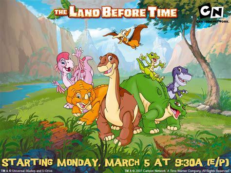 Dinosaurs Murals Walls image land before time tv series jpg the cartoon