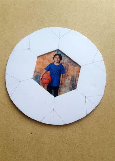 Balon Zip Zip portaretrato de balon porta retratos en forma de bal 243 n hechos de foami facil 1000 ideias