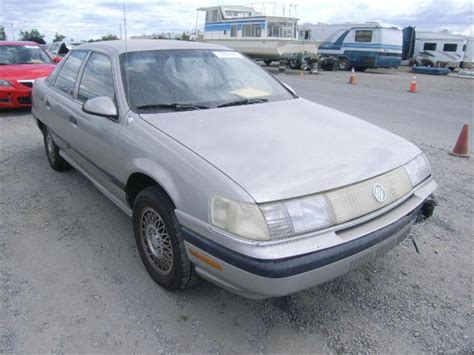 1990 mercury sable information and photos momentcar