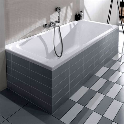 villeroy boch bathtub villeroy boch architectura solo rectangular bath uk