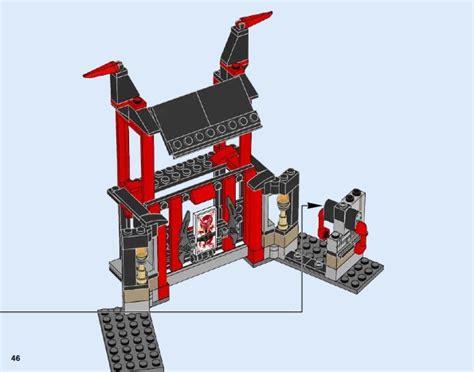 Lego Ninjago 70591 lego kryptarium prison breakout 70591 ninjago