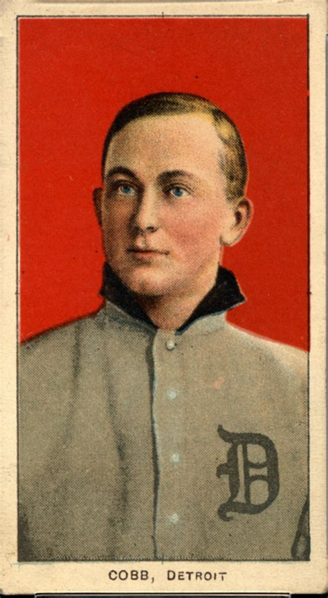 Found Find A Collector S 7 Ty Cobb Baseball Cards Discovered Wuwm