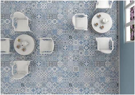 rekomendasi motif lantai granit roman  desain