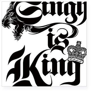 Car Sticker Online Shop by Buy Car Bike Sticker Decal For Singh Is King Bikes And Car