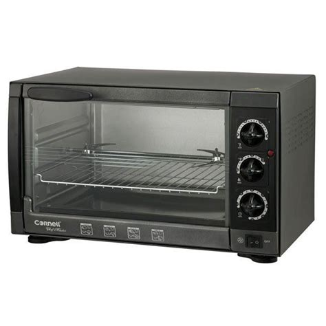 Oven Cornell 301 moved permanently