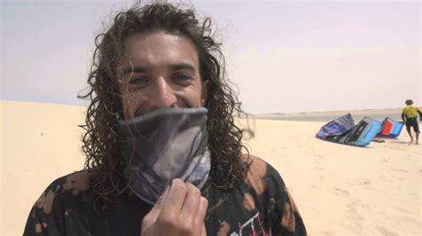Brandon Atitude travel with brandon dakhla attitude kitesurfing magazine
