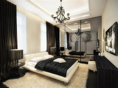 black and white contemporary furniture decobizz