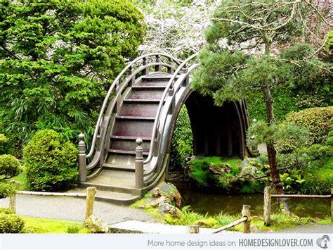 Backyard Bridge Designs by 10 Amazing Garden Bridge Ideas Diy Home Decor