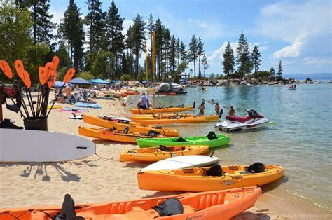 boat launch north lake tahoe sand harbor boat r lake tahoe guide