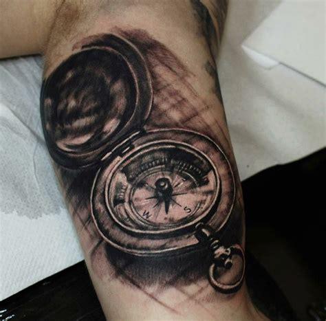 compass tattoo black old compass tattoo hammersmithtattoo tattoo design