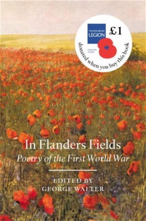 in flanders fields picture book in flanders field by matthew george walter reviews
