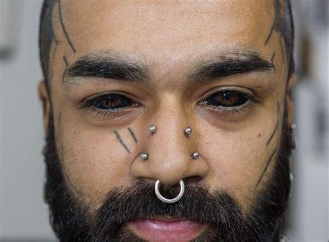 karan sidhu     india  tattoo  eyes completely black metro news