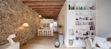 pared de piedra interior 10 casas de piedra con pasi 243 n por lo ideas