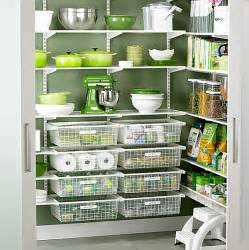 Kitchen Storage Design Pantry Design Ideas For Staying Organized In Style